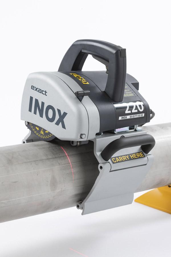 exact pipecutter Inox 220 no conatmina lastetxe