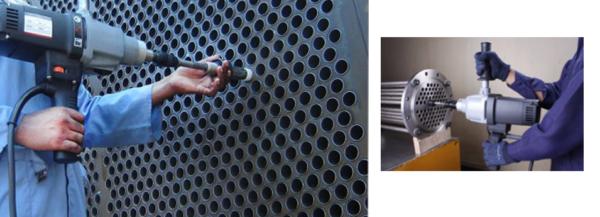 expansionado tuberias intercambiadores calor calderas lastetxe