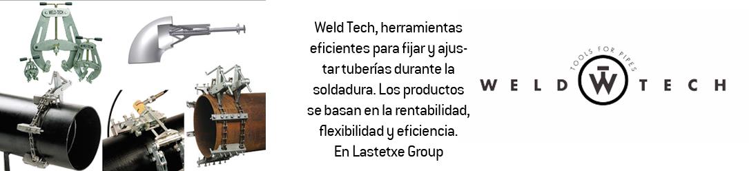 weld teche herramientas tuberias soldadura lastetxe
